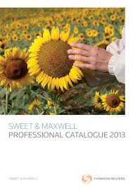 sweet u0026 maxwell professional catalogue 2013 by thomson reuters issuu