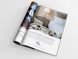 hotel guest survey graphic design website design luxury
