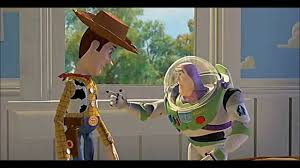 Buzz Lightyear And Woody Meme - toy story 1995 scene i am buzz lightyear youtube