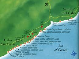 san jose cabo map hotels living in los cabos cabo san lucas san jose cabo