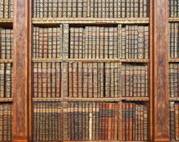 Bookshelf Fillers Retro Bookshelf Etsy