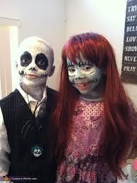 Sally Jack Halloween Costumes Jack Skellington Sally Costume Ideas Kids