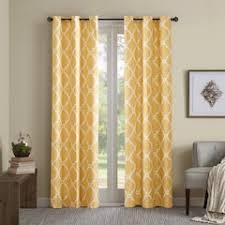 yellow curtains u0026 drapes window treatments home decor kohl u0027s