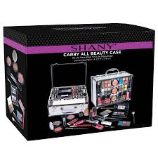 shany all in one makeup kit eye shadow palette blushes powder and