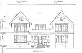floor plans of houses architecture design 1 drawing a modern house 2 point perspective