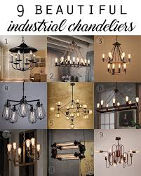 Industrial Home Decor Chandeliers4 Jpg And Industrial Home Decor Ideas Home And Interior