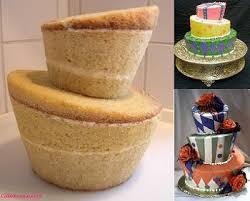 make a whimsical cake baking bites