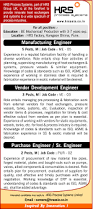 Senior Executive Manufacturing Engineering Jobs In Pune Pune Jobs Jobs In India Timesascent Com