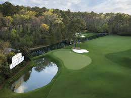 augusta national hosts the masters golf tournament this is where