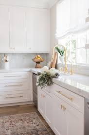 gold kitchen faucet this fabulous kitchen designed by nicole davis interiors