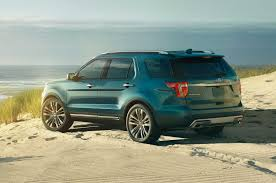 Ford Explorer Exhaust - 2016 ford explorer review lowrider