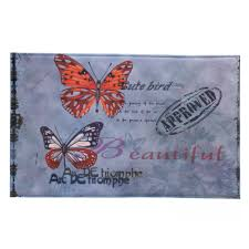 artistic butterfly floor mat wholesale at koehler home decor