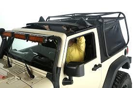 jeep wrangler 2 door soft top exo top 2 door 07 17 jeep wrangler jk by rugged ridge midwest