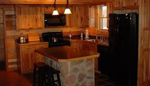 Knotty Pine Kitchen Cabinet Doors by Rustic Hickory Kitchen Cabinet Doors Exitallergy Com