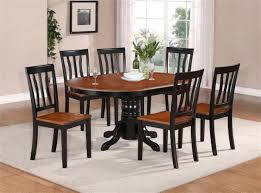 oval dining table set for your small space home decor and design