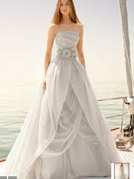 vera wang sterling organza gown with draped bodice and tulle skirt