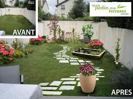 decoration petit jardin décoration petit jardin de ville en longueur pau 1138 jardin
