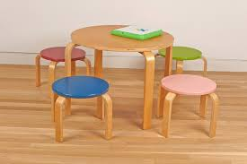 childrens table and stools 57 kids table and stool set kids table and stool set in navy with