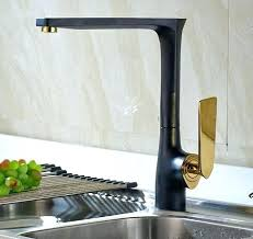 Matte Black Kitchen Faucet by Gold Kitchen Faucet Vintage Antique Rose Gold Kitchen Faucet