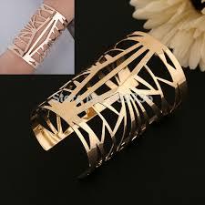 cuff bracelet jewelry images Brand wide open gold cuff bracelet jewelry bracelets bangle jpg