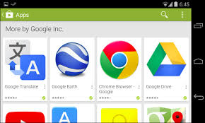 appstore for android s os vs s android what s the difference