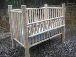 How To Convert Crib To Full Size Bed by Creator U0026 Birthplace Of The First Convertible Log Baby Crib