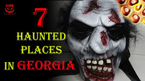 7 haunted places in georgia youtube