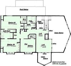 chalet house plans creative house plans model hc 540 floor plan