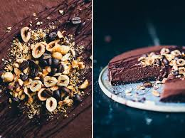 green kitchen stories mocha u0026 black bean mousse cake
