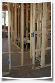 electrical rough in build a house step by step