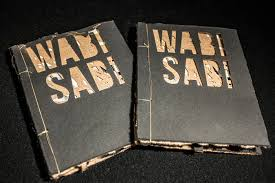 wabi sabi booklet on behance
