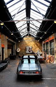 amazing car showroom design with living room luxury garage glass