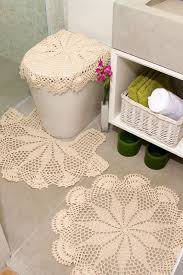 Rugs For Bathrooms by 247 Best Crochet Rugs For Bathroom Images On Pinterest Crafts