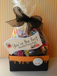 Halloween Wedding Gift Ideas Teacher Appreciation Gift For Halloween Free Tags And Tutorial For