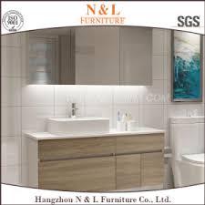 Pvc Vanity China N U0026 L 80cm Pvc Bathroom Cabinet Vanity With Good Price