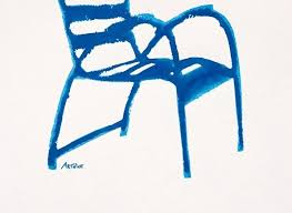chaise bleue best of chaise bleue chaises design