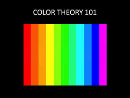 Color Spectrum Color Theory 101 Light The Visible Spectrum The Color Wheel The