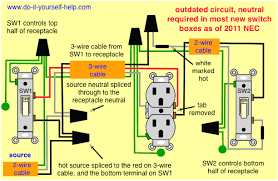 light switch wiring diagrams do it yourself help com in single