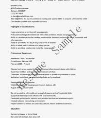 exles of work resumes stirringctive for social work resume goals andctives template