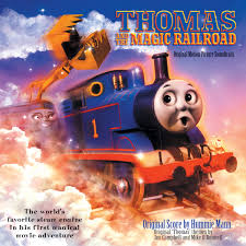 Thomas Magic Railroad Soundtrack Thomas Tank