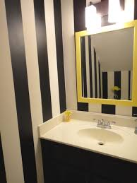 Yellow Bathroom Accessories by Gray And Yellow Bathroom Accessories Kavitharia Com