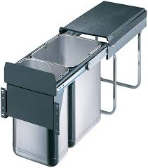 poubelle cuisine tri s駘ectif 2 bacs beau poubelle cuisine tri sélectif 2 bacs avec poubelle coulissante