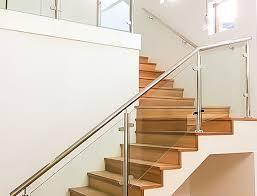 Glass Handrails For Stairs Glass Balustrade Manufacturer U0026 Supplier In Perth Aussie