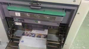riso rp3700 120 pages min youtube