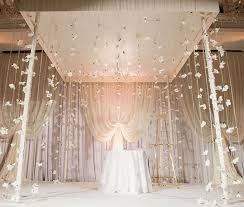 Wedding Arches Inside What We Adore About Indoor Ceremonies To See More Wedding Ideas