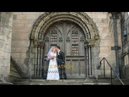 wedding arch edinburgh st s cathedral edinburgh wedding highlights edit