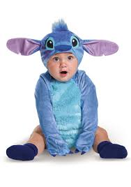 Infant Monster Halloween Costumes by Stitch Infant Costume