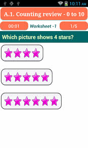 kids math educational game and worksheet free android apps on