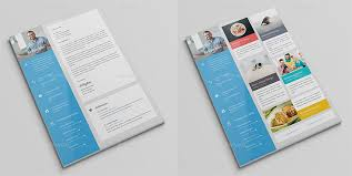 Envato Resume Templates Best Resume Templates To Help You Land Your Dream Job In 2017