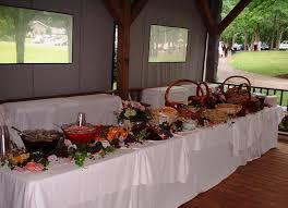 buffet table decor outdoor buffet table ideas dadevoice fc8b4054691f